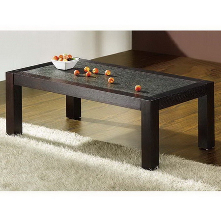 Granite wenge coffee table Wenge coffee tables