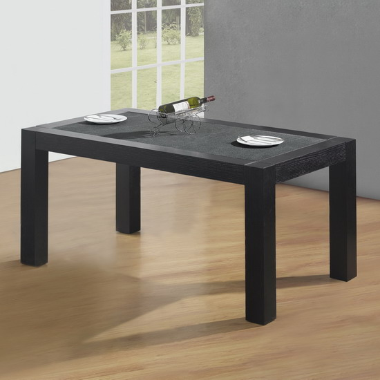 Small Wood Dining Tables: Wood Dining Table Granite Small Wenge