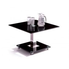 Ice - Glass Side Table