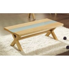 Harvard - Wood Coffee Table Oak frosted