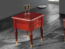 Sandringham Traditionally Styled side Table Mahogany