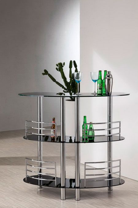Glass Bar Unit bowbar bow bar