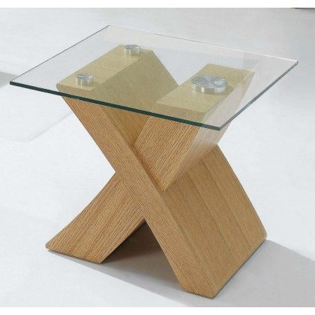 New X - End Table