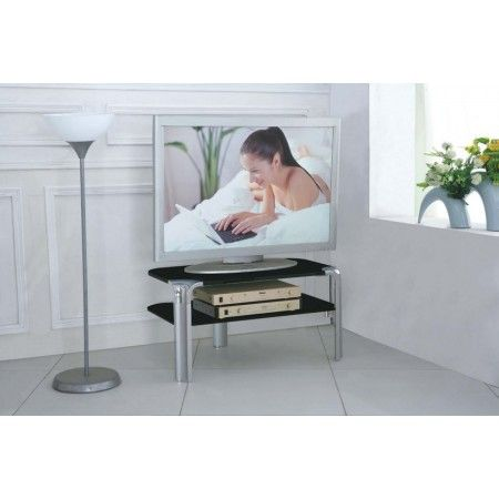 Erica - Small Glass TV Stand
