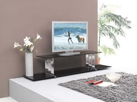 Trilogy - TV Unit Black