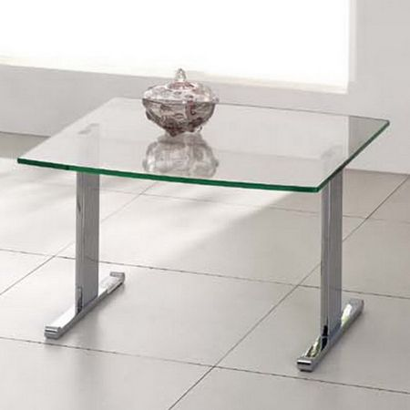 Scala - Glass Side Table
