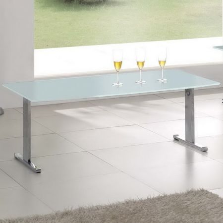 Glass coffee table Scala Transparent