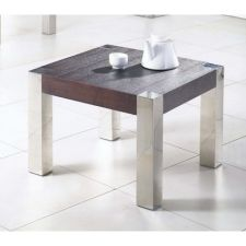 Apollo - Wood End Table