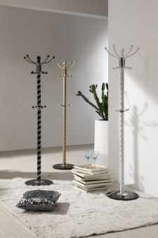 Metal coat stand CR4-504B