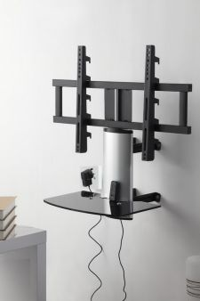 Wall Mounted Rotating Plasma TV Stand Wall-E2