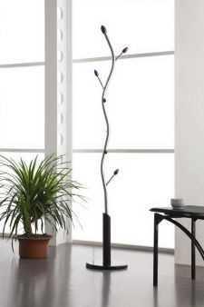 Metal coat stand CR9-2