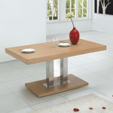 Wood dining table Broadway Oak
