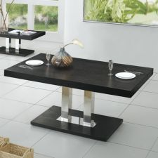 Wood dining table Broadway Wenge