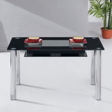Big Compact - Glass Dining Table only